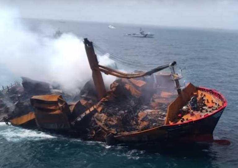 Efter kemikaliebrand: Så massiv er forureningen i Sri Lanka