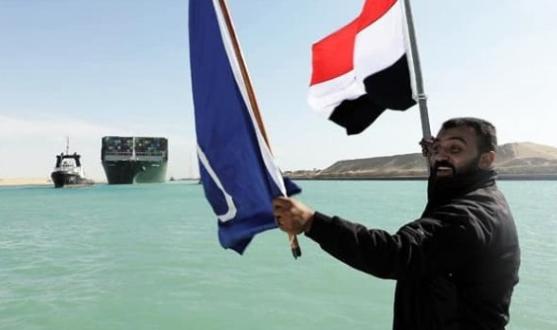 87 fartøjer på en dag – Suez-kanalen sætter ny rekord