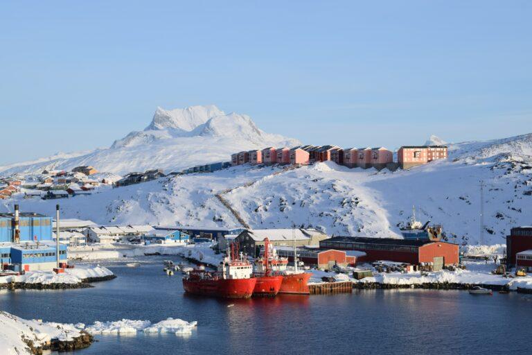 Efter stridigheder: Nu kommer Grønland forrest i Arktisk Råd