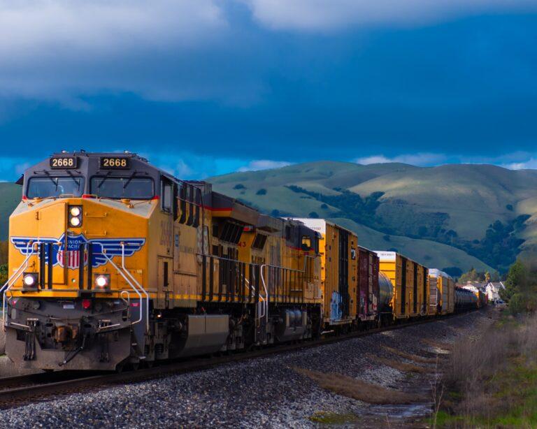Union Pacific genoptager suspenderet containertjeneste