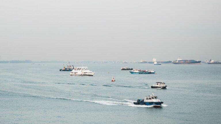 Bevæbnede mænd går ombord på yderligere to fartøjer i Singapore-strædet