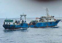 Prison Sentences for Chinese Ship Hijacking