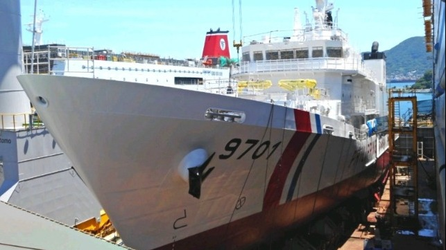 New Patrol Vessels for the Philippine Coast Guard