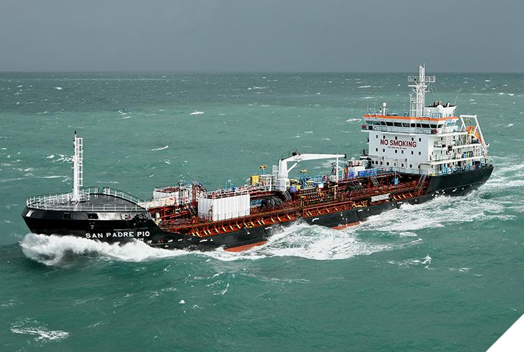 Efter tre år tilbageholdt: Flåde frigiver tankskib