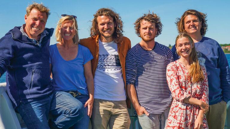 Populær sømandsfamilie vender tilbage på TV-skærmen