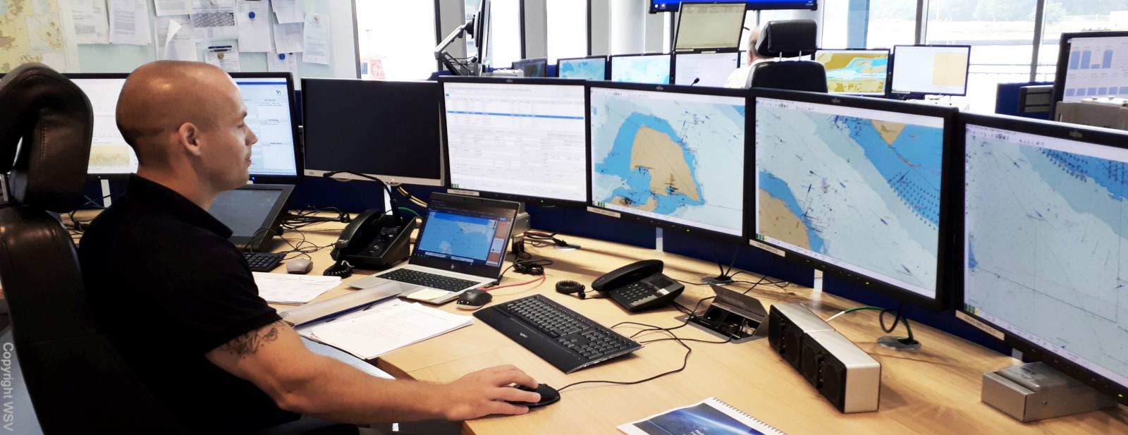 Dansk-tysk kontrolcenter har overtaget overvågningen af
