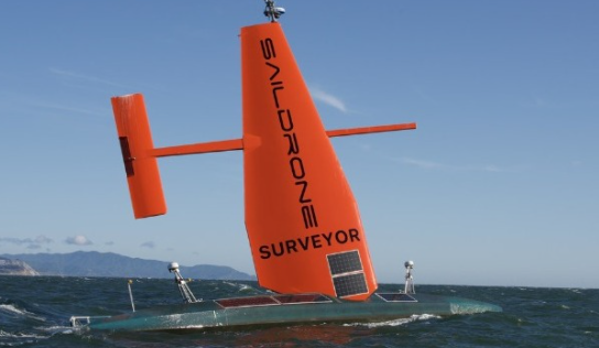 Video: Drone completes epic Pacific crossing