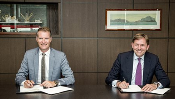 MSC and Shell sign collaboration agreement to help decarbonisation