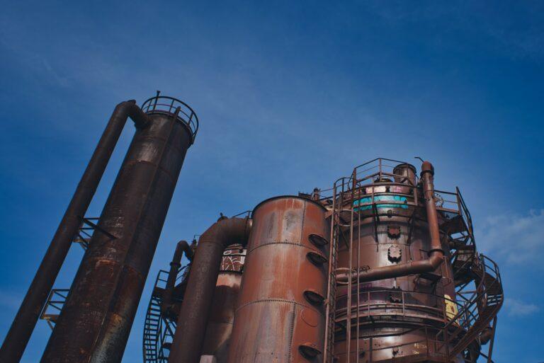 U.S. Gulf Oil Platforms Remain After Hurricane Ida