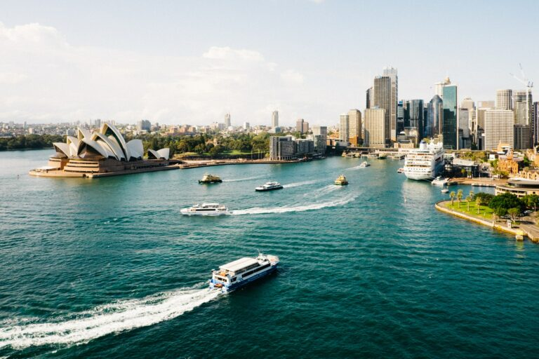 Australia to Propose Stricter Rules on Incoming Vessels