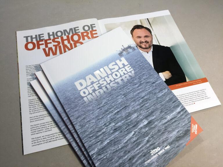 Offshore konference og årbogsudgivelse afholdes i Esbjerg