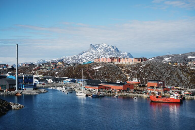Pilotage Services in Greenland Get Intergrated into DanPilot