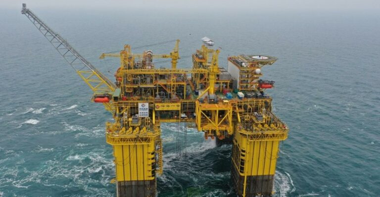 Worlds First 100K Deep-Water Semi-Submersible FPSO to be Produced