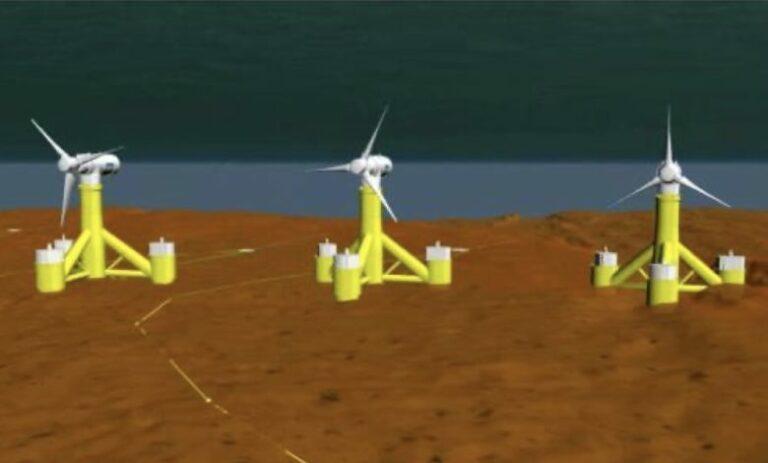 K Line Takes an Interest in Tidal Energy