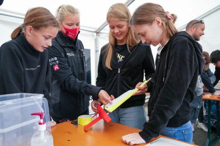 Guldmedaljevinder forstyrrede undervisning på Aarhus Havn