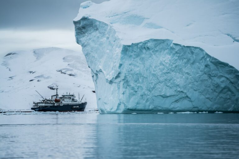 Heading to Arctic Waters for Oil Drilling