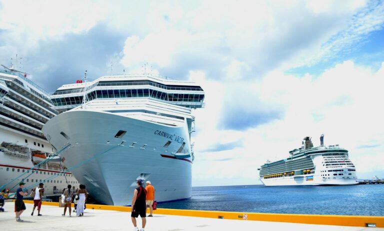 Carnival Cruise Ship Sailed Amid Approaching Hurricane