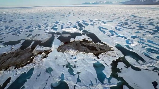 World's northernmost island discovered off Greenland coast