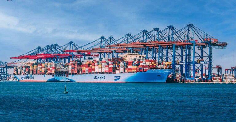 Suez-kanalen opgraderer containerterminal for 60 millioner