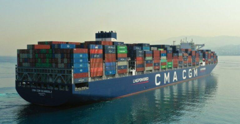 46 nye skibe i år – Fransk rederi i vild oprustning