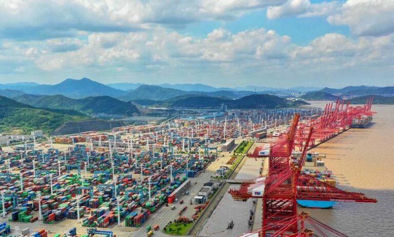 Verdens største havn lukker terminal efter positiv coronatest