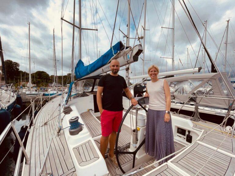Maritimt startup i spil som årets klimaiværksætter