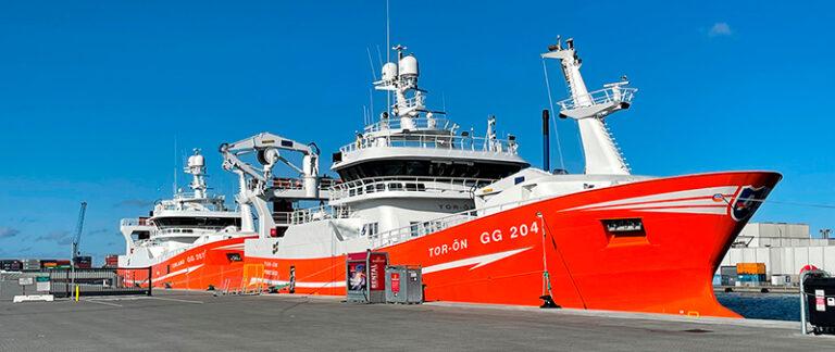 Skagen Havn med stor fremgang i fiskeriet