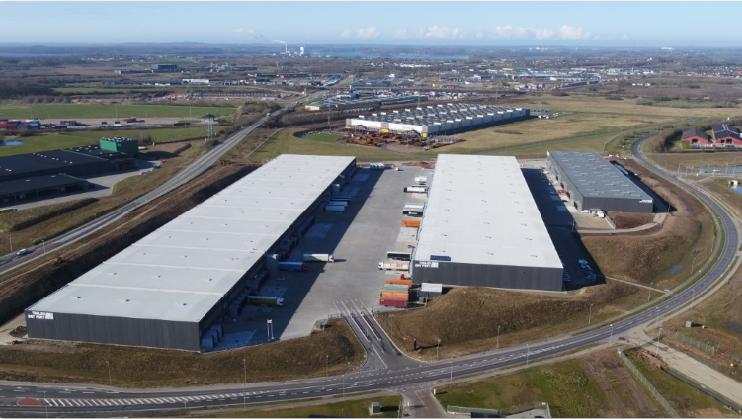 Elgiganten etablerer logistik-hub i Taulov Dry Port ved Fredericia