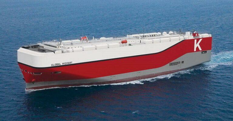 K-Line and AGUNSA start auto logistics line in Peru
