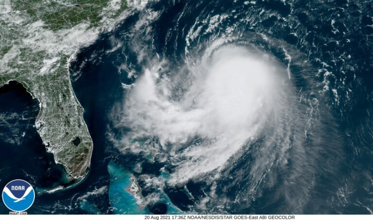 Tropical Storm Henri nearing hurricane-strength as it approaches US east coast