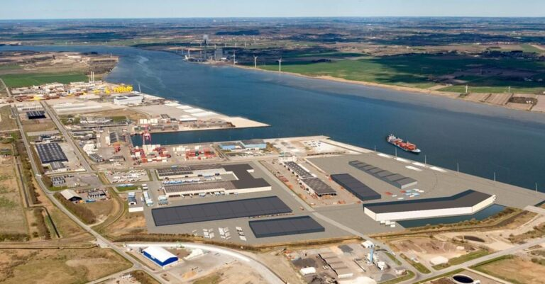 Port of Aalborg udvider transportcenter i Østhavnen markant