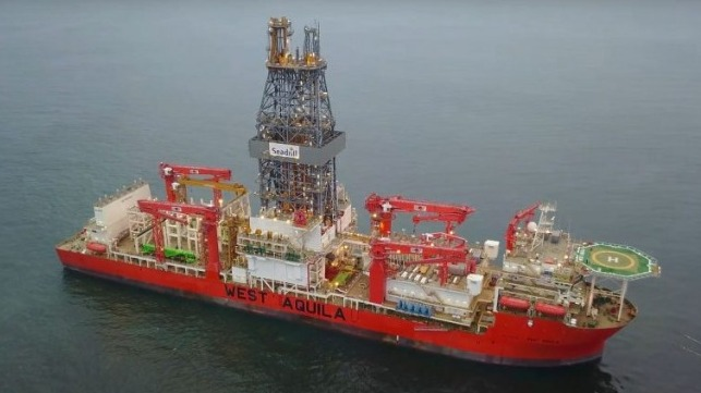 Northern Drilling cancels second drillship contract