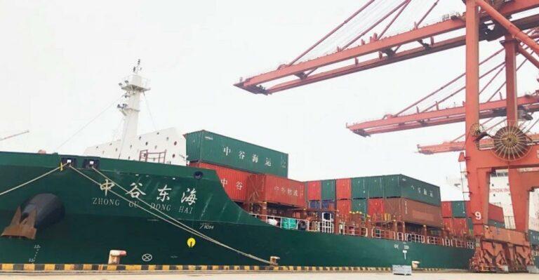 Zhonggu Logistics launches China – Vietnam service