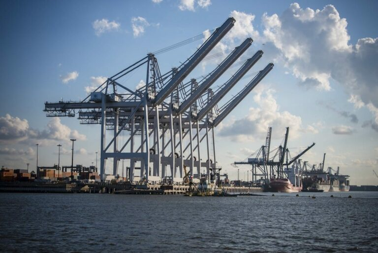 Port Houston posts record volumes for July