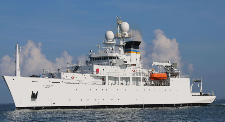 US Navy awards contract for new oceanographic survey vessel