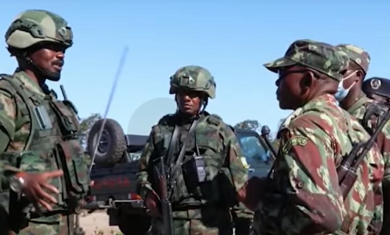 Video: Afrikansk havneby erobret fra Islamisk Stat