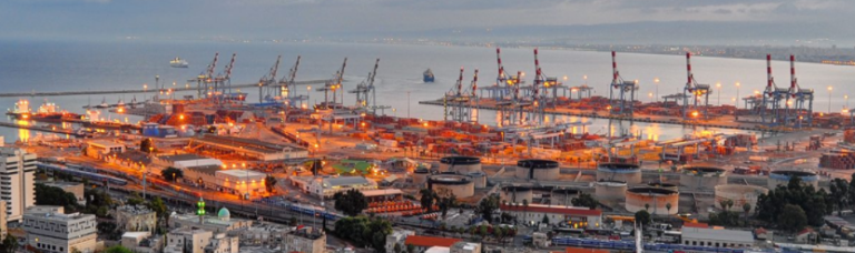 Israel's Port of Haifa up for grabs