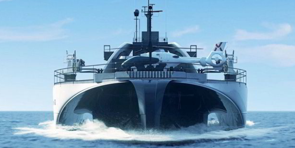 Video: PowerX espies the future and orders world's first energy-transfer vessel
