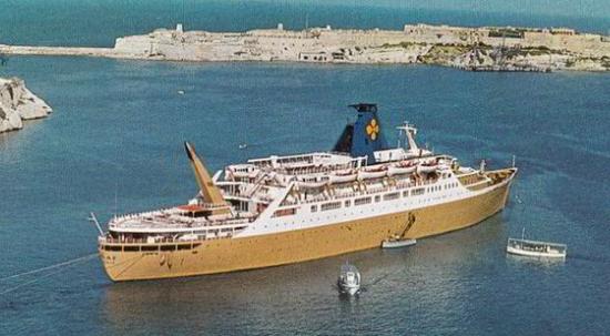 Greek cruiseship pioneer, Andreas Potamianos, dies at 88