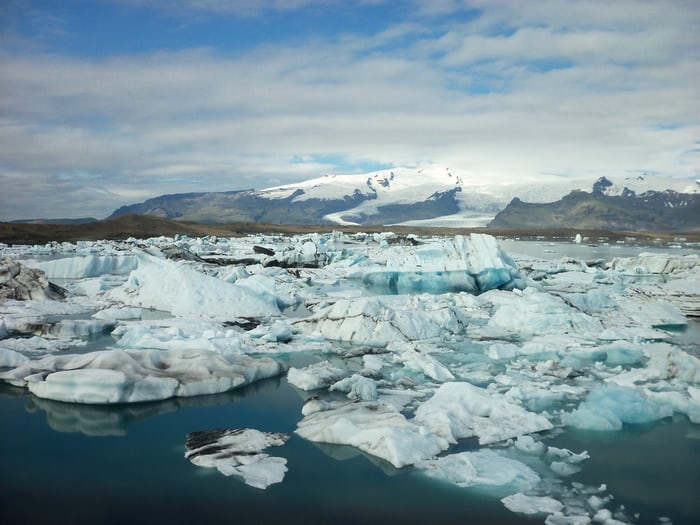 Rain falls at summit of Greenland ice cap for the first time in history