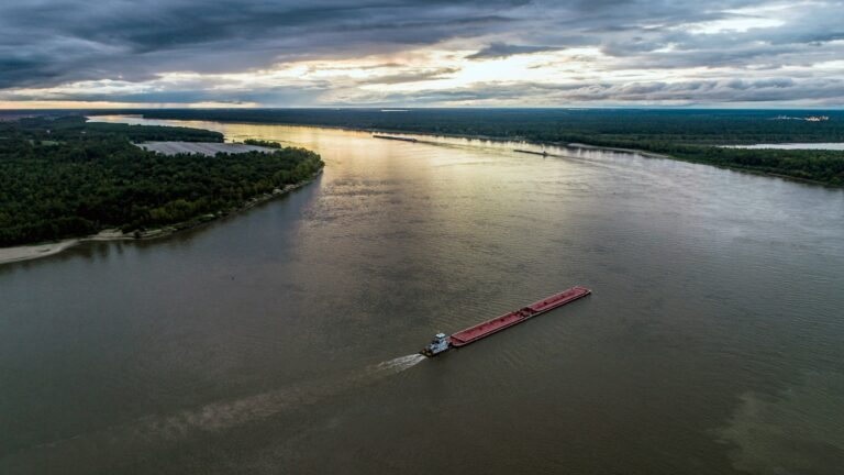 Grain Exports Severely Disrupted by Results of Hurricane Ida