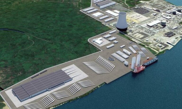 New Lease Agreement for a New Jersey Wind Port