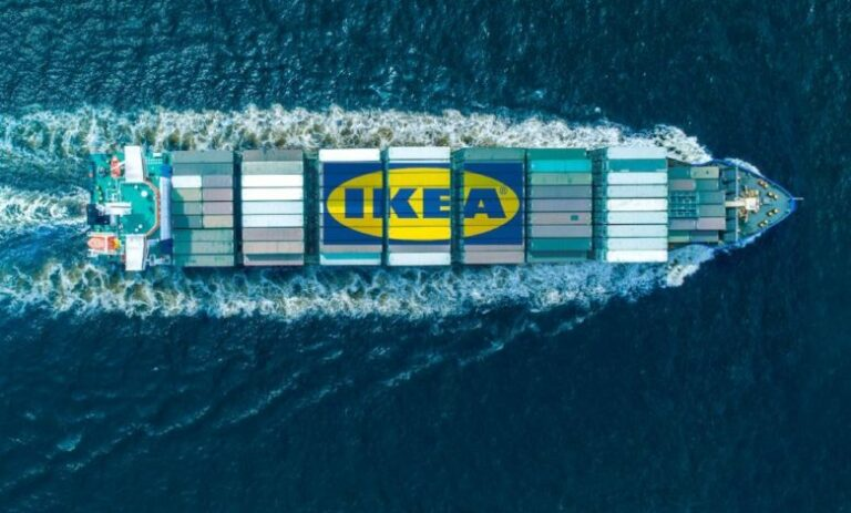 Ikea Buys Containers to Aid in Congestion Issues