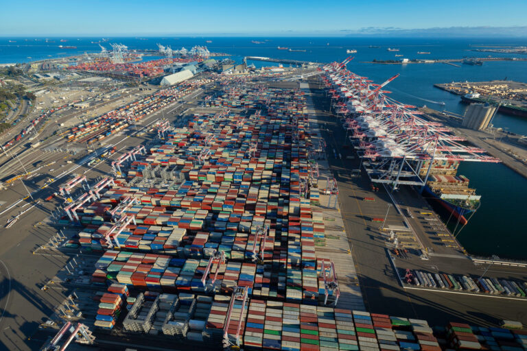 Port of Long Beach Announces Record Breaking Statistics