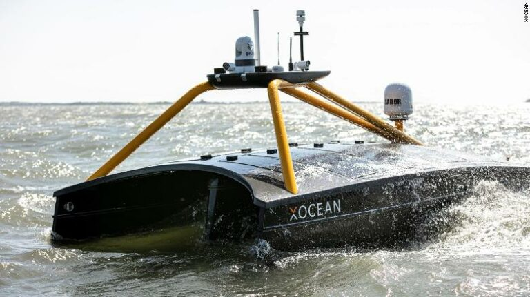 XOCEAN an Irish Startup has Crewless Vessels to Map the Ocean