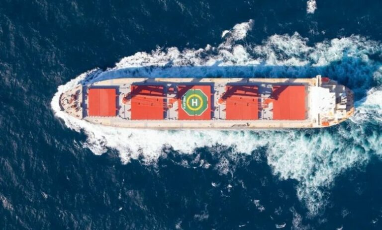 Swire Bulk Now Accepting Containers on Deck