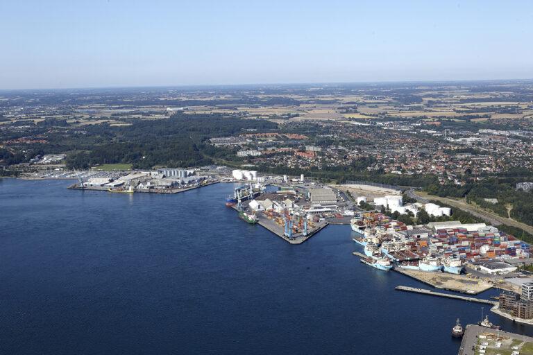 Skandaleramt havn leverer bedste halvårsresultat nogensinde
