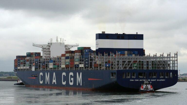 46 Vessels Added to CMA CGM Fleet