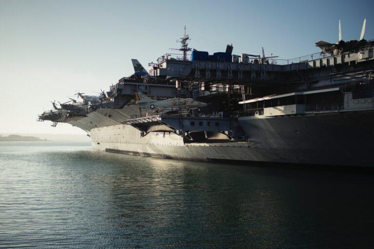 US Navy bekræfter: Fem søfolk døde i ulykke