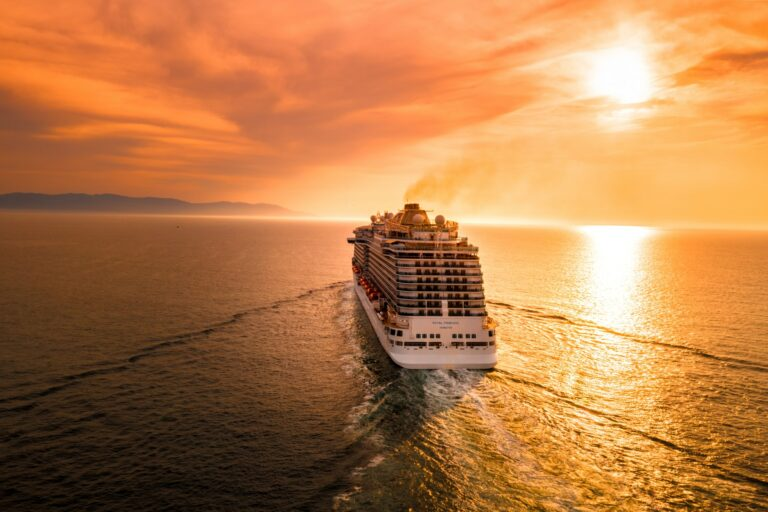 Building Begins for Princess Cruises new LNG Ships